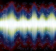 Abstract Music by Silviyared