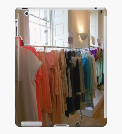 Fashion Fashion Fashion iPad Case/Skin