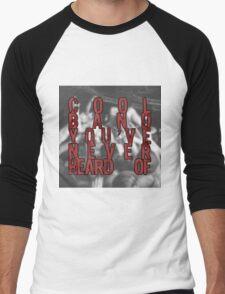 I'm so indie... Men's Baseball ¾ T-Shirt