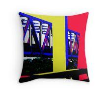 Bridges At Krotz Springs Throw Pillow