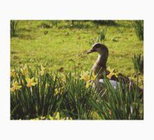 Spring Goose One Piece - Short Sleeve