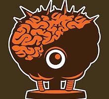 Brinstar Brains by claygrahamart