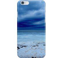 Blue Seashore iPhone Case/Skin