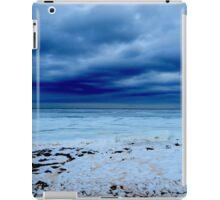 Blue Seashore iPad Case/Skin