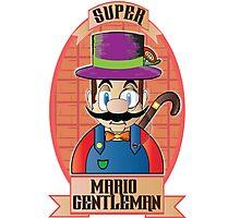 Mario - Gentleman Photographic Print