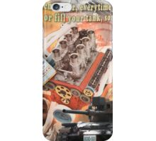 Obsessed with Oil iPhone Case/Skin