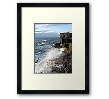 Westerly winds Framed Print