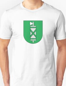 Coat of Arms of Canton of St. Gallen T-Shirt