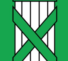 Coat of Arms of Canton of St. Gallen Sticker