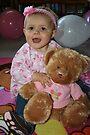 Birthday Bear by Evita
