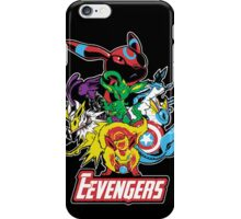 The Eevegers iPhone Case/Skin