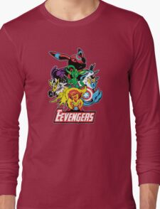 The Eevegers Long Sleeve T-Shirt