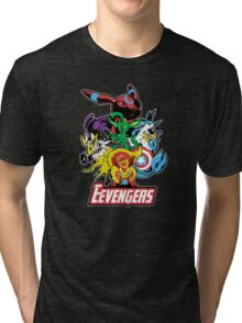 The Eevegers Tri-blend T-Shirt