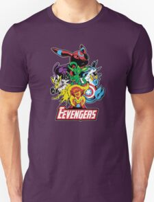 The Eevegers Unisex T-Shirt