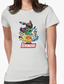 The Eevegers Womens Fitted T-Shirt