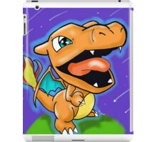 Chibi charizard iPad Case/Skin