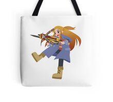 Dragon Age - Female Varric [Commission] Tote Bag