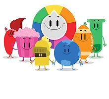 Trivia Crack Characters by WistfulKid