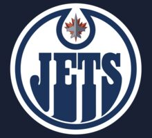Edmonton Jets - Winnipeg Oilers by Phneepers