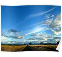 The Road to Carnarvon National Park Poster