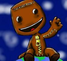 sackboy by CPalArt