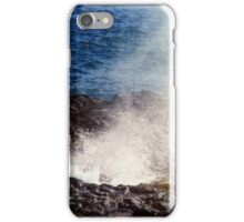 Spouting Horn iPhone Case/Skin