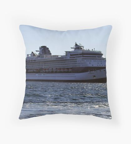 Celebrity Infinity Throw Pillow