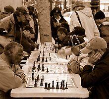"""Your Move"".... by Gordon Pressley"