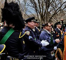 The Pipes Are A Playin by Matthew DeFrenza