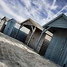 Beach Hut Series 22 by Amanda White