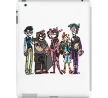 act your age iPad Case/Skin