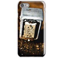Power Plug iPhone Case/Skin