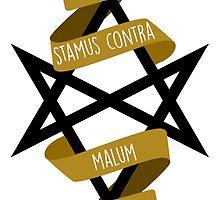 Stamus Contra Malum by energist