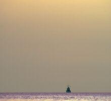 Sailing away by Gabriel Skoropada