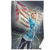 Powerstruck - Emma: A collaboration with Leanna Poster