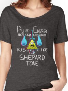 Rising like the Shepard Tone Women's Relaxed Fit T-Shirt