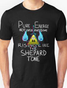 Rising like the Shepard Tone T-Shirt