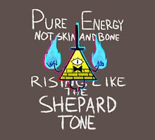 Rising like the Shepard Tone Unisex T-Shirt