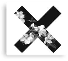 the xx Canvas Print