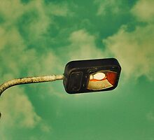 The old Lantern by Bela-Manson