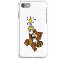 Tanooki Mario Ba-ding! iPhone Case/Skin