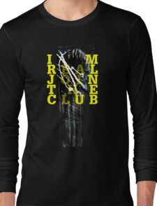 I'm real join the club. Long Sleeve T-Shirt