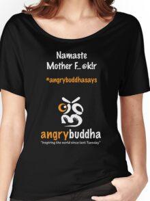 Namaste (Dark) Women's Relaxed Fit T-Shirt