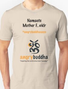 Namaste (Light) Unisex T-Shirt