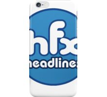 HFX Headlines - Fake Fashion Is In iPhone Case/Skin