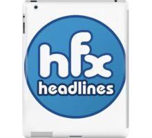 HFX Headlines - Fake Fashion Is In iPad Case/Skin