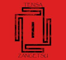 Bleach Ichigo Tensa Zangetsu Distressed Guard Unisex T-Shirt
