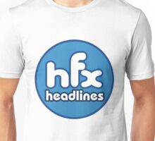 HFX Headlines - Fake Fashion Is In Unisex T-Shirt