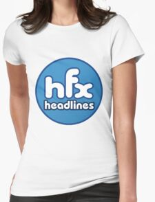 HFX Headlines - Fake Fashion Is In Womens Fitted T-Shirt
