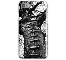 The Ladder (dark ink) iPhone Case/Skin